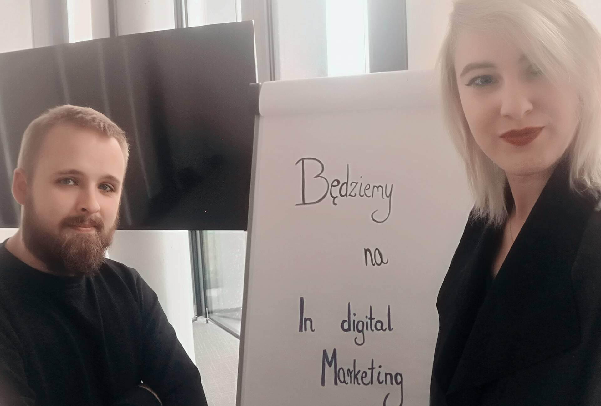 In Digital Marketing