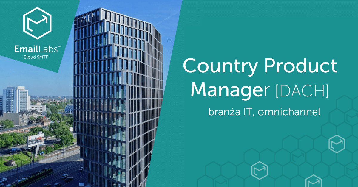 Country Product Manager (DACH)