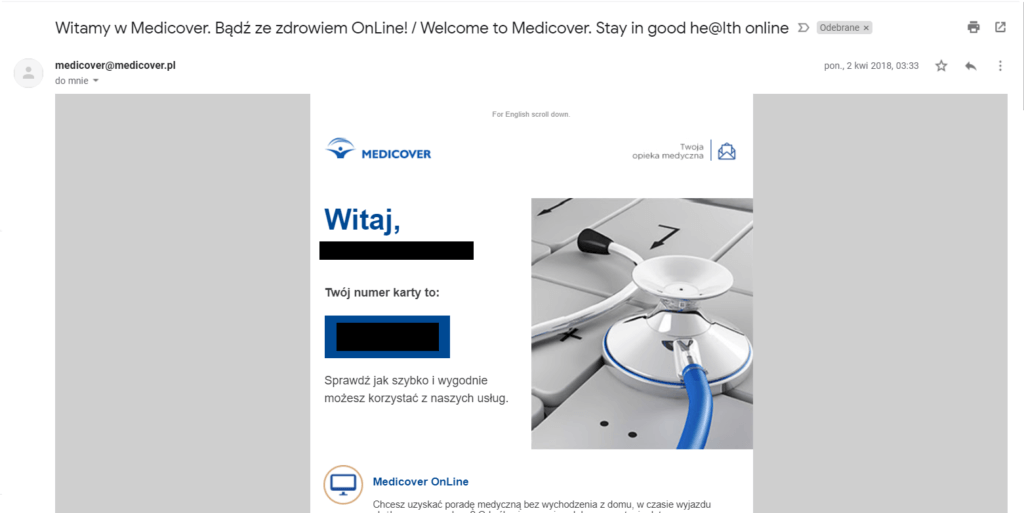 welcome-mail-od-medicover
