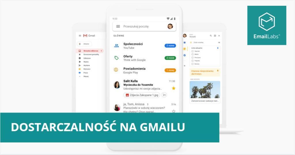 Doskonała współpraca z Gmail: <br>5 ważnych rzeczy, których nie dowiesz się od Gmaila</br>