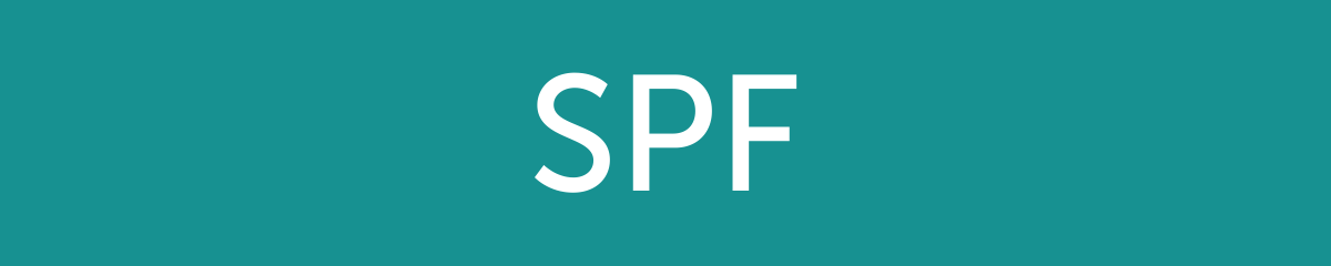 SPF bez tajemnic