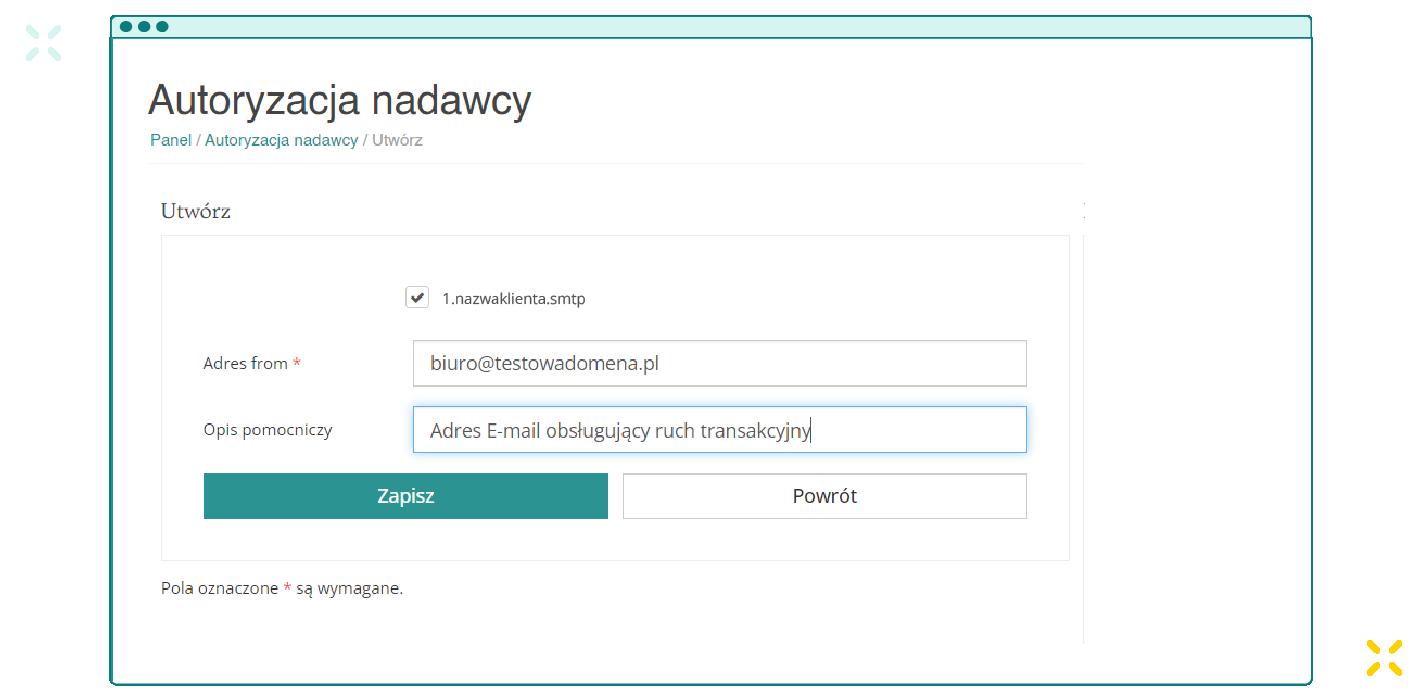 Autoryzacja nadawcy w EmailLabs a klucz DKIM
