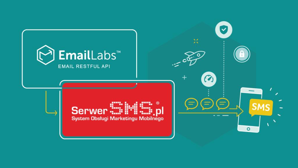 SerwerSMS partnerem technologicznym EmailLabs