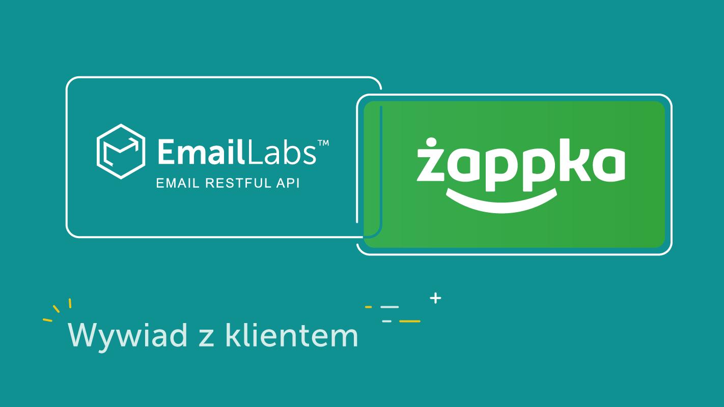Obsługujemy emaile w aplikacji mobilnej Żabka Polska