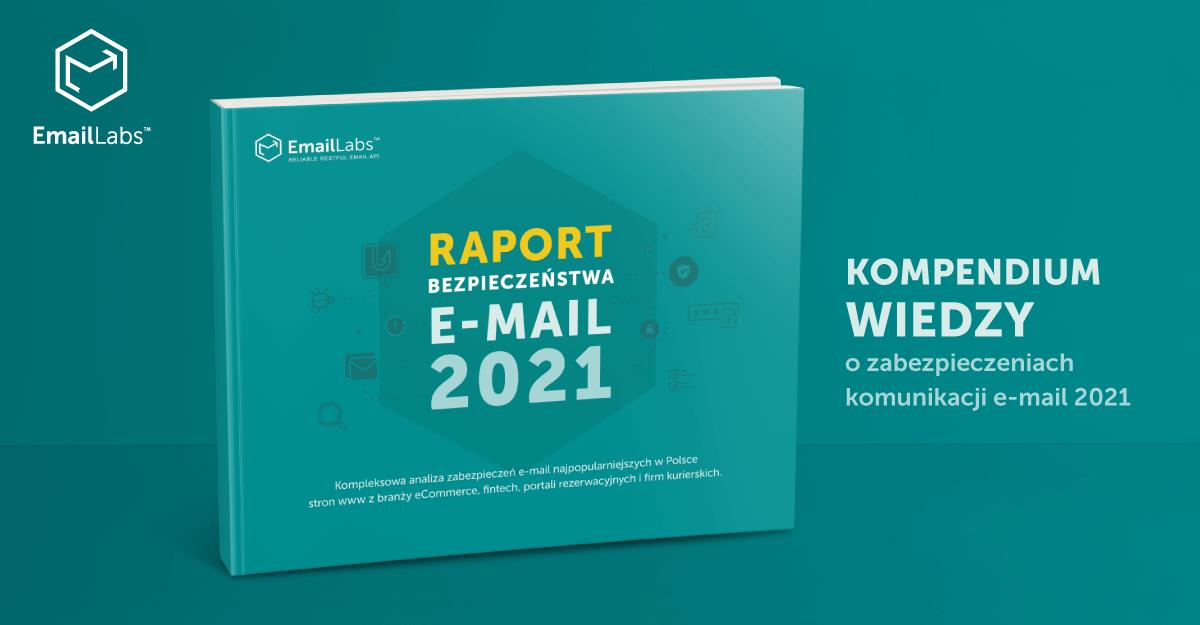 Raport Bezpieczeństwa E-mail 2021